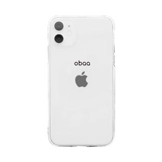 おばあちゃん #ギフト#プレゼント Soft clear smartphone cases