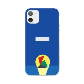 바우-vAw-の7人姉妹のスエムスメ Soft clear smartphone cases