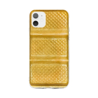 mona-phone Soft clear smartphone cases