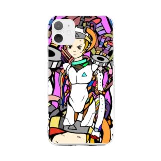 ゴチャから Soft clear smartphone cases