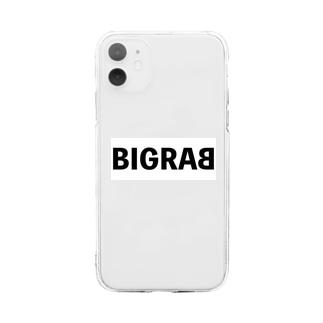 BIGRAB サンダル Soft clear smartphone cases