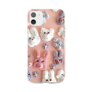 ℂ𝕙𝕚𝕟𝕒𝕥𝕤𝕦 ℍ𝕚𝕘𝕒𝕤𝕙𝕚 東ちなつのシュガーアニマル Soft clear smartphone cases
