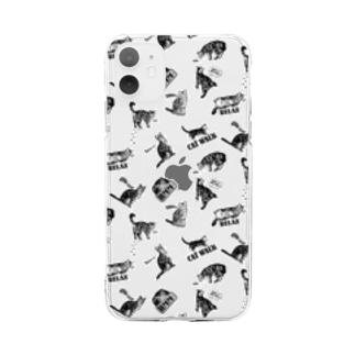 CAT_ALL_PT_1 Soft clear smartphone cases
