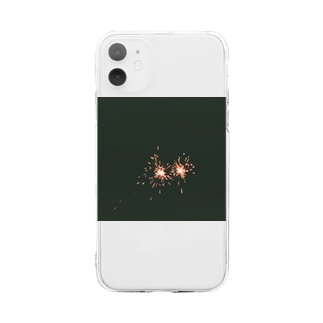 The Songsariのtimeflies Soft clear smartphone cases