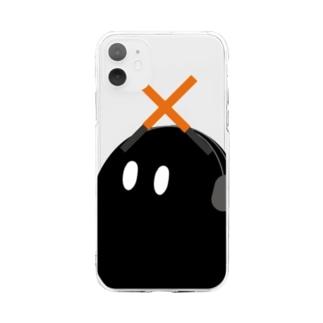 kurosaki_GH Soft clear smartphone cases