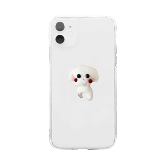Hello! I'm INUYOSHI. Soft clear smartphone cases
