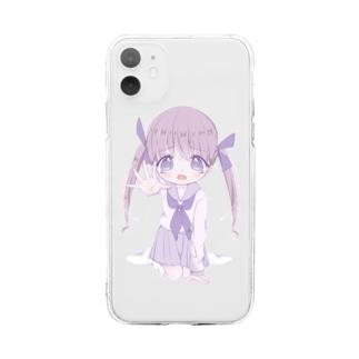 好きって何だろう Soft clear smartphone cases