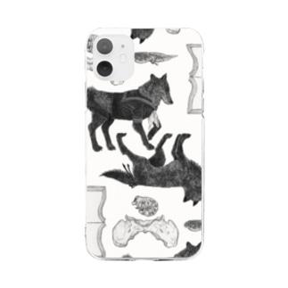 憂鬱 Soft clear smartphone cases