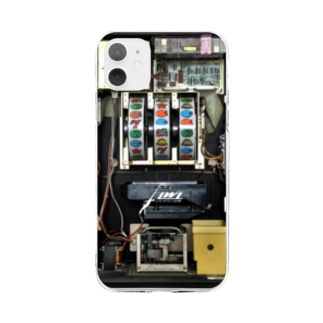 Slotmachine:Bunnygirl Soft clear smartphone cases