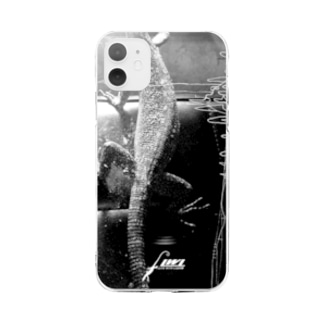 Lizardmono Soft clear smartphone cases
