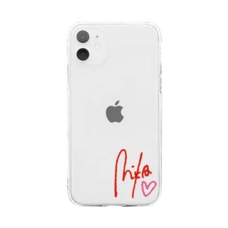 みか Soft clear smartphone cases