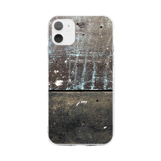 LWL+artのFragments5 Soft clear smartphone cases