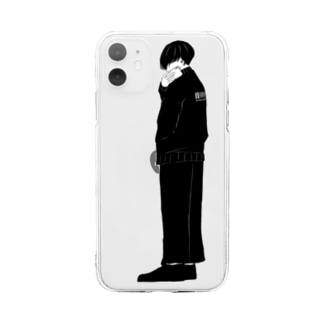 straysheep Soft clear smartphone cases