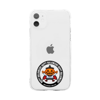 Happy Halloween!! Soft clear smartphone cases