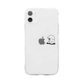 yodare Soft clear smartphone cases