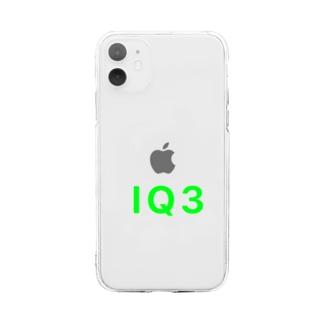 IQ3 Soft clear smartphone cases