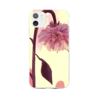 I Don't like for Vincent van Gogh life Soft clear smartphone cases