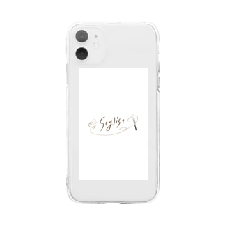 Stylist_iPhonecase𓂃 𓈒𓏸 Soft clear smartphone cases