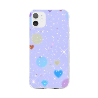 FancyDream(PURPLE) Soft clear smartphone cases