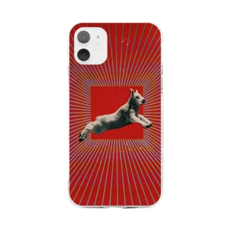 sheep Soft clear smartphone cases
