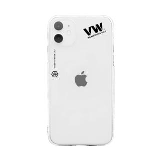 VWケータイカバー伝説 Soft clear smartphone cases