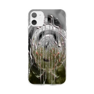 abstract Soft Clear Smartphone Case