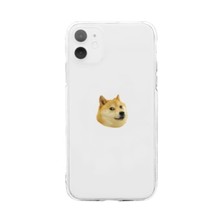 Doge Soft clear smartphone cases