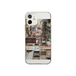 HONG KONG Soft clear smartphone cases