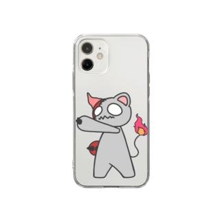 ライダー変身 Soft clear smartphone cases
