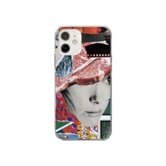 影 Soft clear smartphone cases