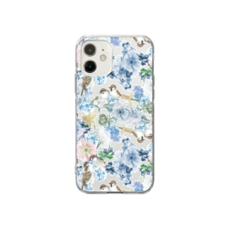 SUZUME Soft clear smartphone cases
