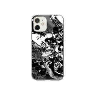 K collage3 Soft clear smartphone cases