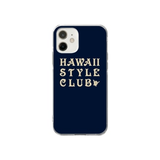 H.S.C. Square Soft clear smartphone cases