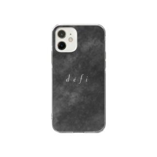 défi Soft clear smartphone cases
