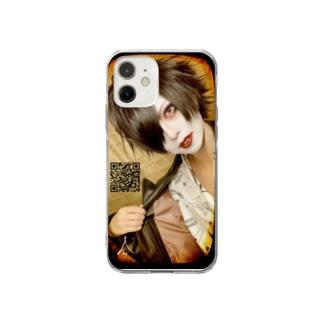 布教用2 Soft clear smartphone cases