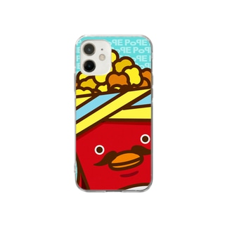 POPE-Curry- Soft clear smartphone cases