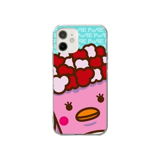 POPE-Berry- Soft clear smartphone cases