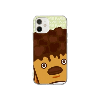 POPE-Choco- Soft clear smartphone cases