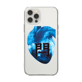 KANNUKI Soft clear smartphone cases