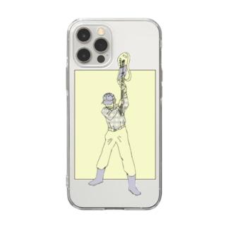 開拓者 Soft clear smartphone cases