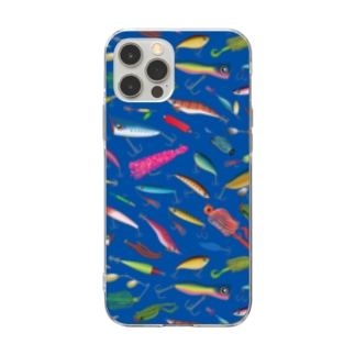 LURE_CB1_FGT Soft Clear Smartphone Case