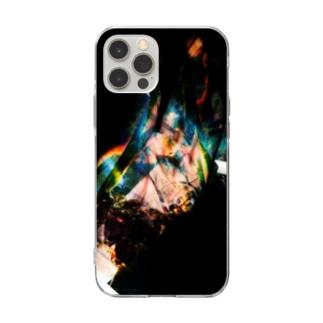 AF027 Soft clear smartphone cases