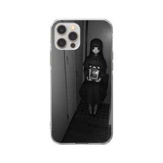 ただいま Soft clear smartphone cases