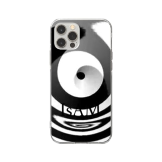 136-H-GR Soft Clear Smartphone Case