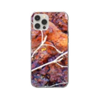 レンガa Soft clear smartphone cases