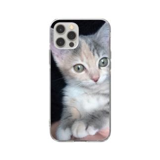 アイテム サンプル Soft Clear Smartphone Case