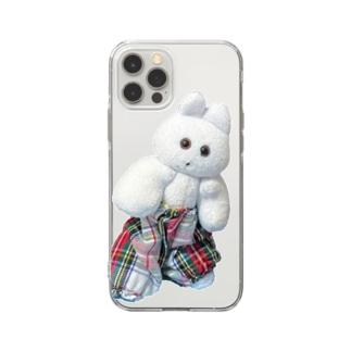 きんたろがきたよ Soft clear smartphone cases
