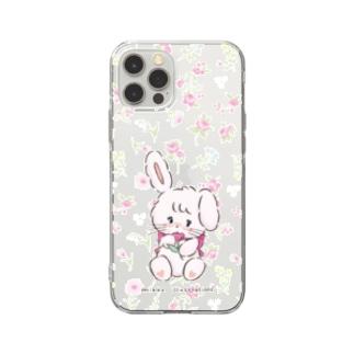 ソフトクリアスマホケース cammy Soft clear smartphone cases
