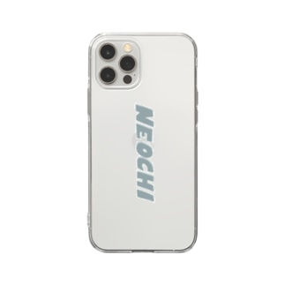 neochiのねおちろご Soft clear smartphone cases