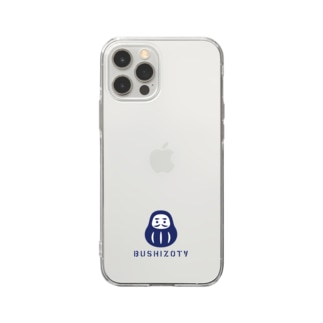 BUSHIZO TV Soft clear smartphone cases